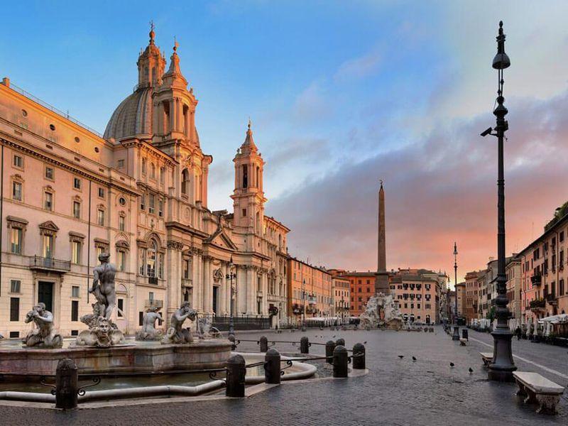 Экскурсия Величественный Рим