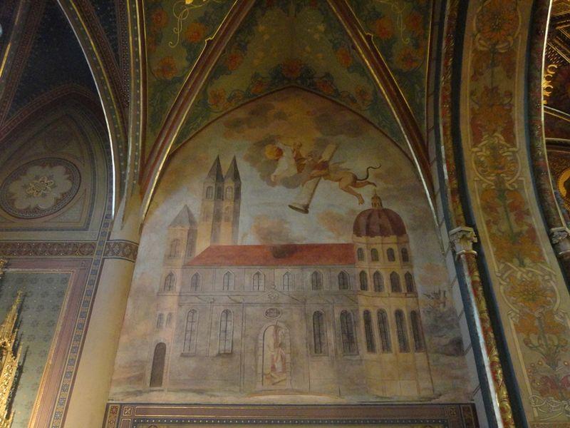Тридевятое царство, тридесятое государство Чехии: Вышеград