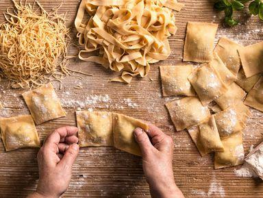 Кулинарный урок в Тоскане