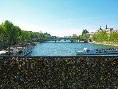 Обзорная экскурсия по Парижу на целый день
