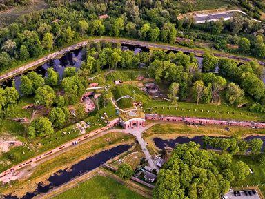 На поиски фортов Калининграда — квест на внедорожнике