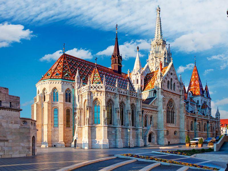 Онлайн-прогулка «Чарующий Будапешт»
