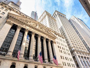 Онлайн-прогулка по Финансовому кварталу Нью-Йорка