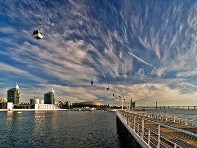 Фотопрогулка в Лиссабоне и Алгарве