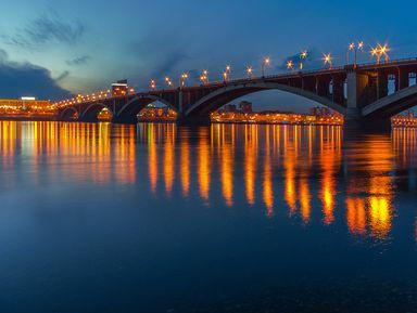 Влюбиться в Красноярск за два часа