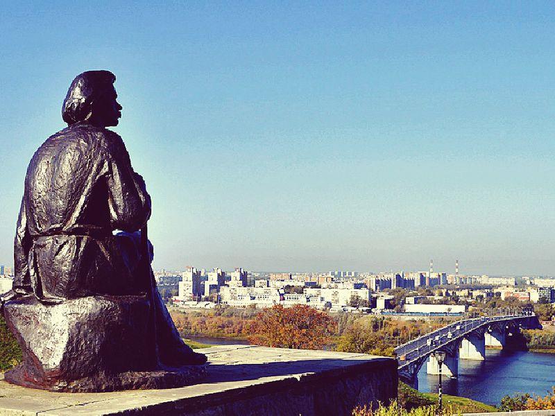 Нижний Новгород: история влицах исудьбах