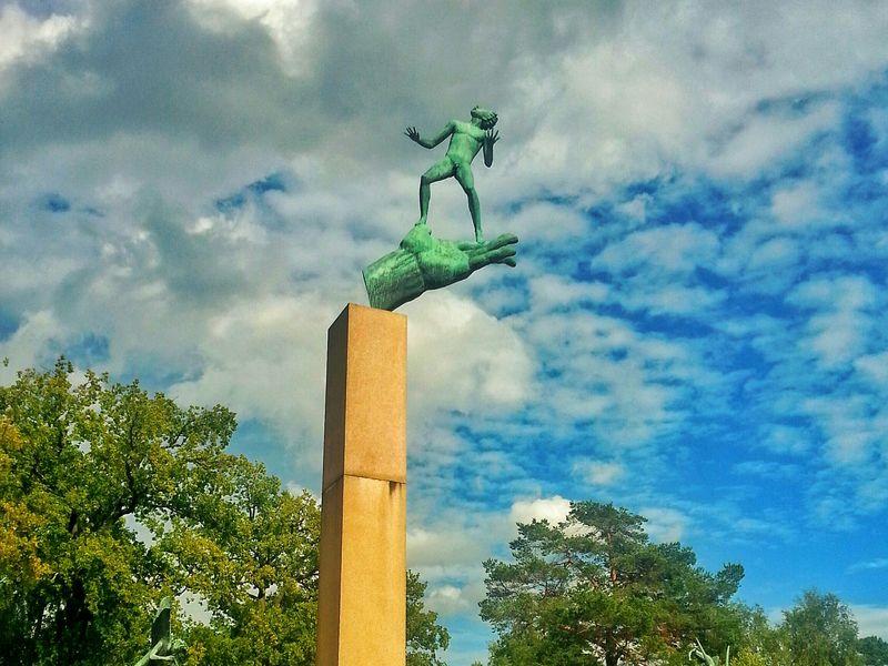 Экскурсия Скульптурные шедевры в саду Карла Миллеса
