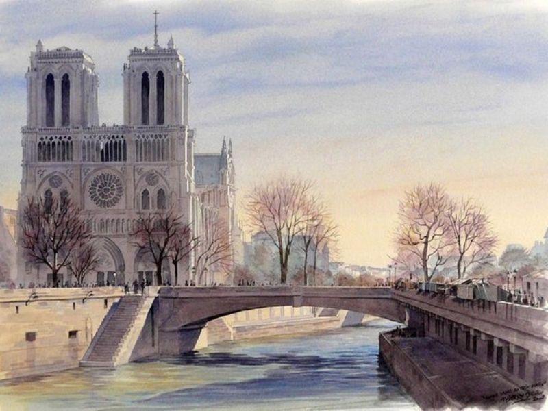 Экскурсия Обзорный тур — свидание с Парижем!