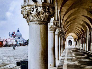 Венеция вдоль ипоперек