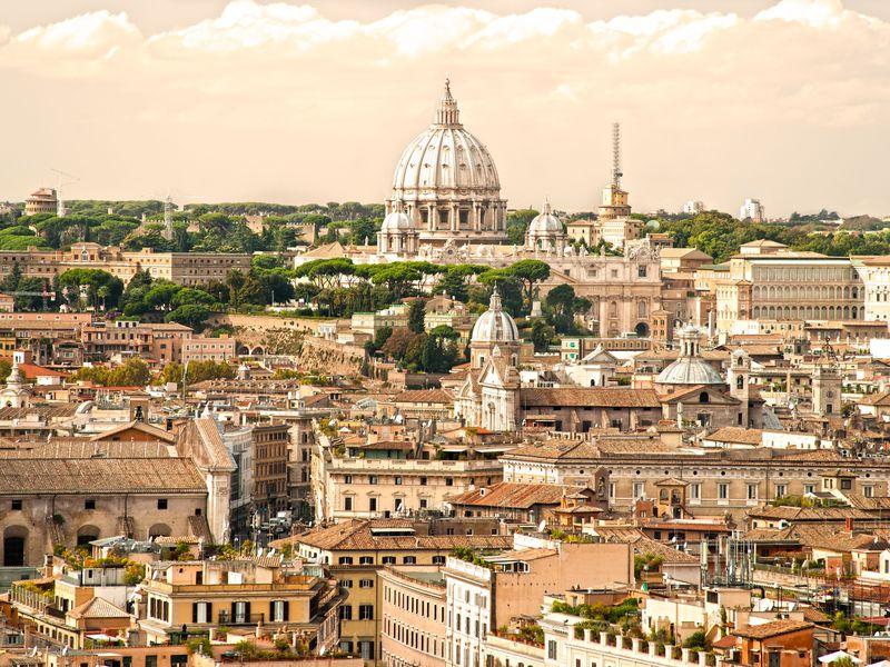 Ежедневная прогулка по Риму