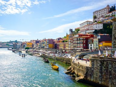 Фитнес-экскурсия по улицам Порту