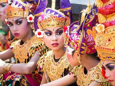 Путешествие на нетуристический Бали