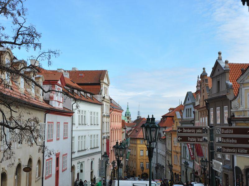 Экскурсия Градчаны и Пражский град — от Средневековья до наших дней