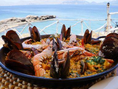 Рыбный аукцион и обед в пригороде Барселоны