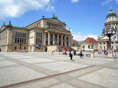 Экскурсия в Берлине: Групповая экскурсия: весь Берлин
