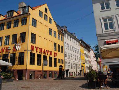 Первый день в Копенгагене
