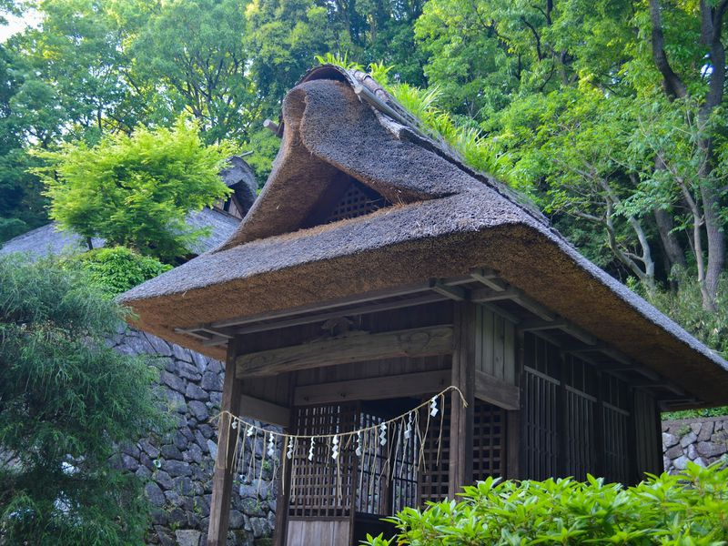 Японские дома и традиции в Музее Эдо-Токио