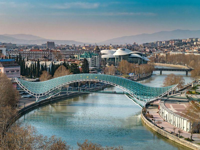 Из Уфы в Тбилиси