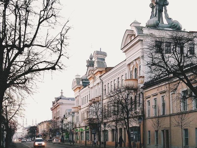 Экскурсия Кремлёвская— улица пяти имён