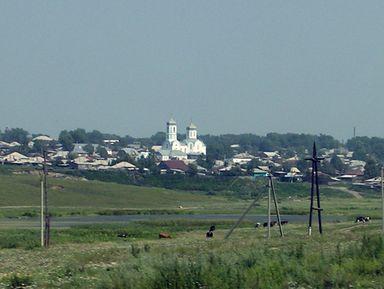 Колывань. Несостоявшийся Новосибирск