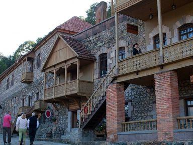 Севан и Дилижан: дивная природа Армении