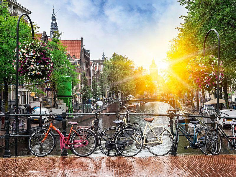 Экскурсия Амстердам — первое знакомство
