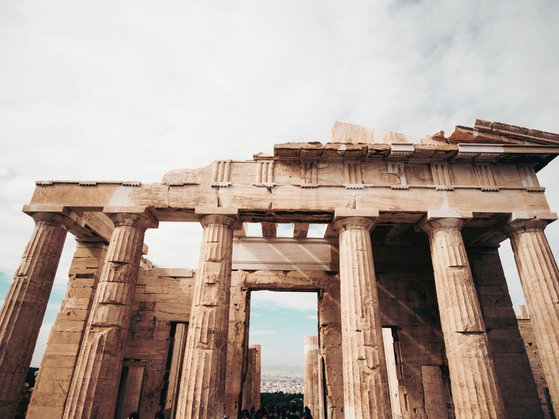 Фото: Калимэра, Афины!
