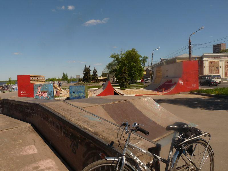 Велопрогулка «Тайны нижегородской набережной»