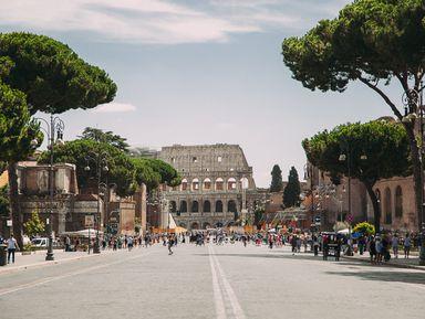 Римские приключения, мифы и факты