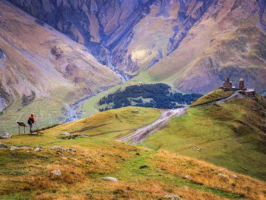 Путешествие в Казбеги — путь к вашему сердцу