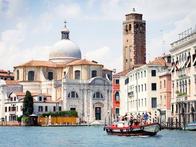 Экскурсия в Венеции: Ежедневная прогулка по Венеции