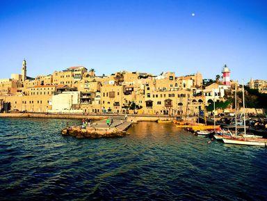 Обзорные и тематические экскурсии в городе Тель-Авив