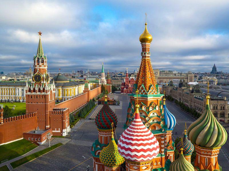 Экскурсия Сердце Москвы: Красная площадь и Александровский сад