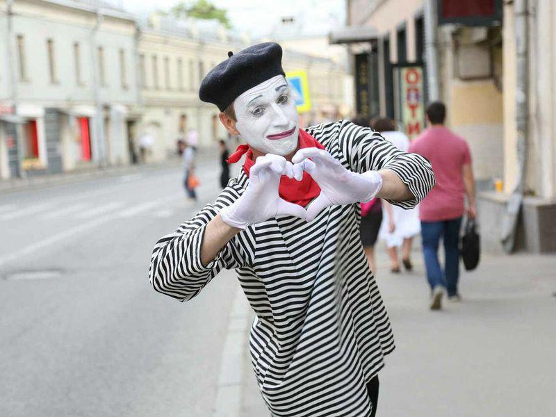 Москва с французским акцентом