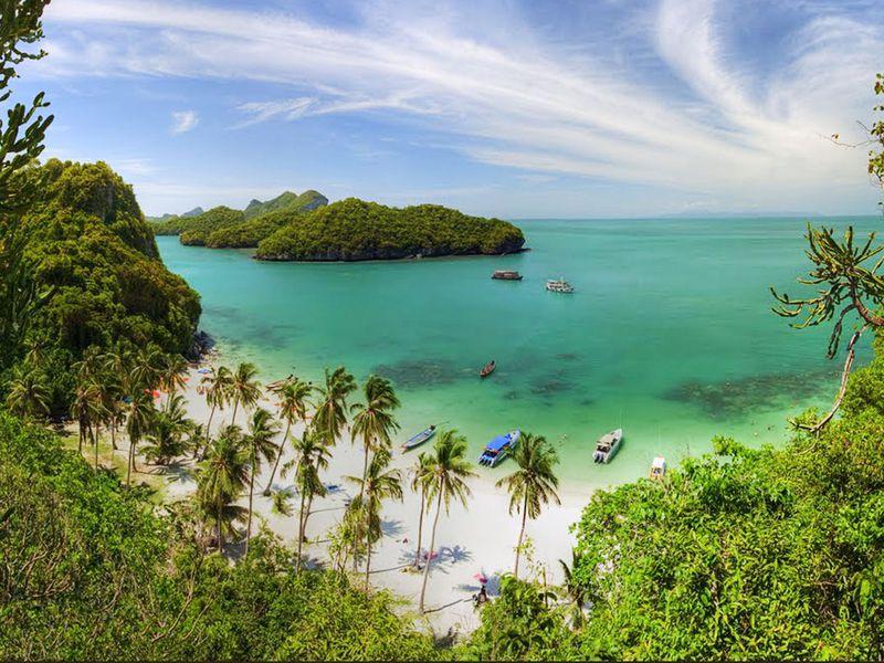 Жемчужины национального парка Анг Тонг