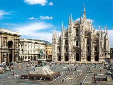 Исторический центр Милана