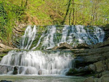 Неизведанный юг: гора Пикет и Змейковские водопады