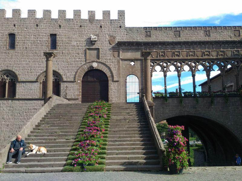 Экскурсия Добро пожаловать в Витербо, или прогулка по Средневековью