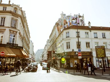 Париж для своих