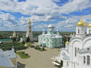 ВДивеевский монастырь— кпоследнему уделу Богородицы