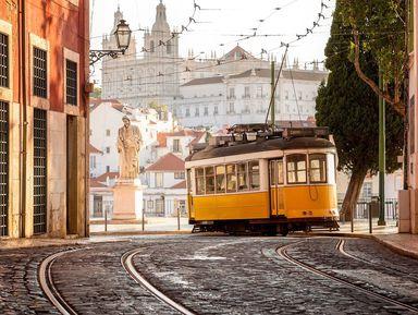 Экскурсия в Лиссабоне: Приятно познакомиться, Лиссабон!