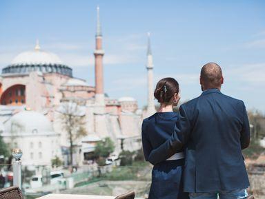 Фототур по Стамбулу «Love-story»