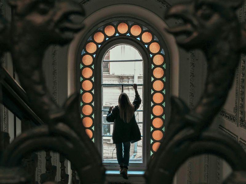 Экскурсия Дворы и парадные — дух истинного Петербурга