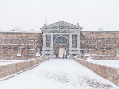 Фото-экскурсия «Сердце Петербурга» (Петропавловская крепость)