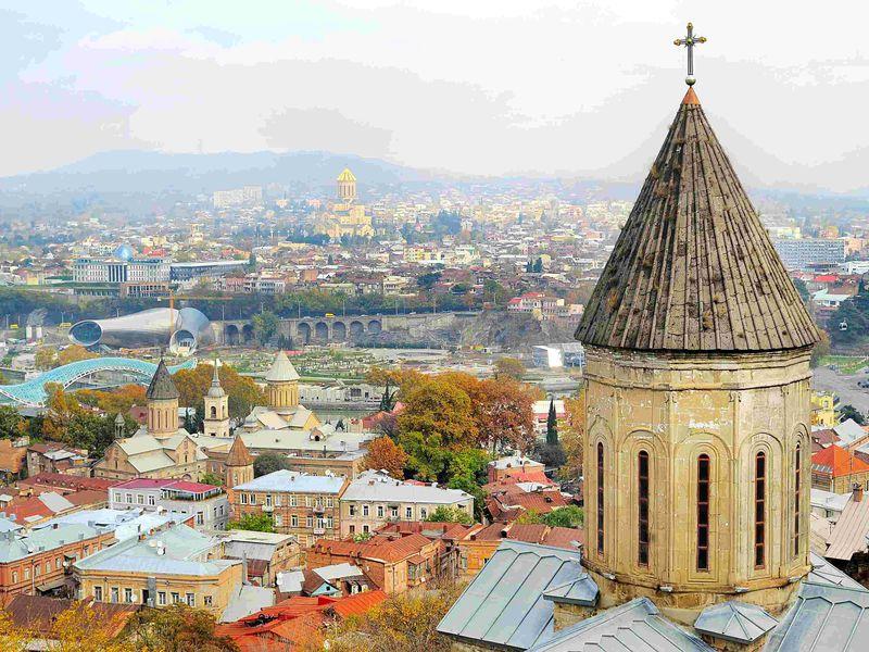 Добро пожаловать в Тбилиси!