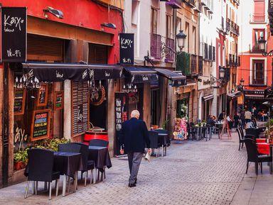 Влюбиться в Мадрид за 2 часа