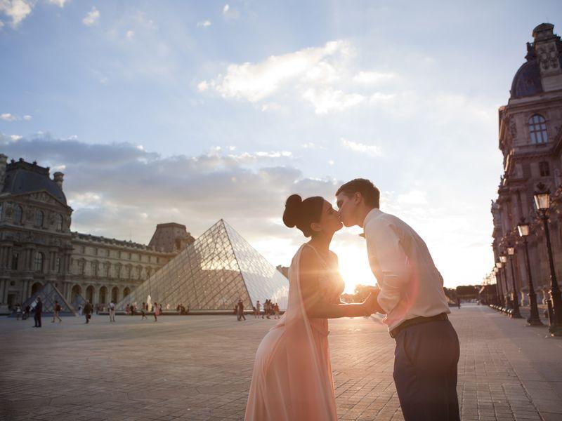 Экскурсия Фотосессия в идеальных местах Парижа