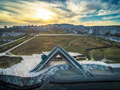 Удивительные окрестности Новороссийска