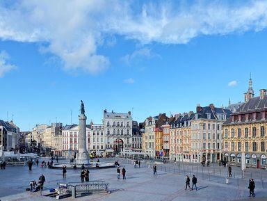 Лилль — город на перекрестке культур. Фландрия vs Франция
