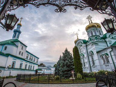 Культовые места Казани: Вселенский храм, Раифа иСвияжск